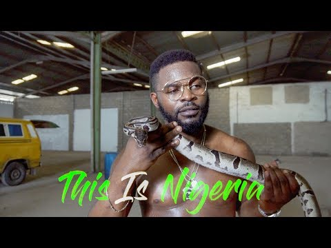 Falz - This is Nigeria (Behind the Scenes) Official BTS