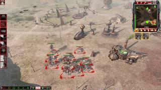 Command & Conquer 3 Kane's Wrath - Mission #11 - Tacitus Interruptus