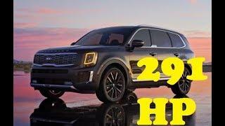 2020 Kia Telluride  Strong 8 Seater Luxury Family SUV