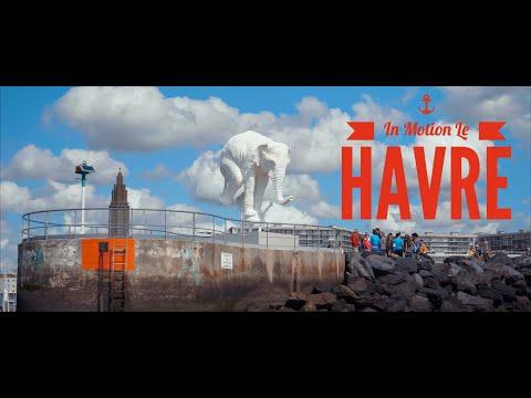 Le Havre in Motion 4k # Panasonic GH5/ Port 2000/ Cinématic