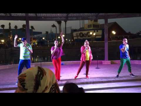 Turkish Song MotionGate Dubai Parks And Resort