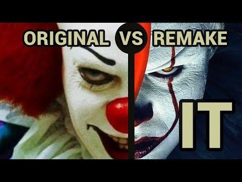 Original Vs Remake: Stephen King's IT
