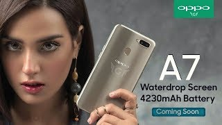 OPPO A7 Official Trailer