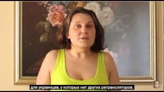 Татьяна Монтян о банах на Facebook (21.05.2015)