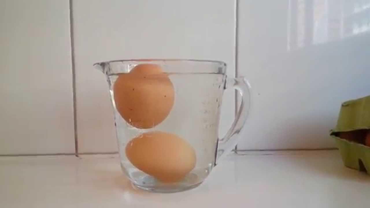Como Saber Si Un Huevo Está Malo Comida En Facil Youtube