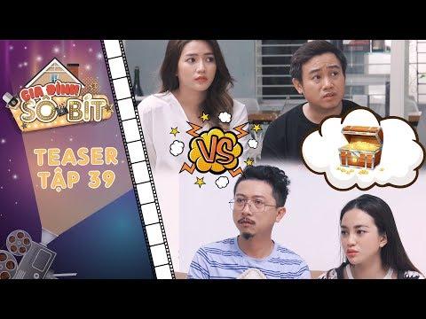 Gia đình sô - bít|Teaser tập 39:Bảo Nghĩa, Thiên Thanh mách nước An Vy khai quật kho báu của Lê Nam?