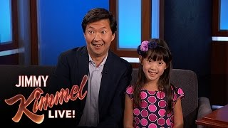 Video Ken Jeong Gets Daughter's Perspective on New Movie download MP3, 3GP, MP4, WEBM, AVI, FLV November 2017