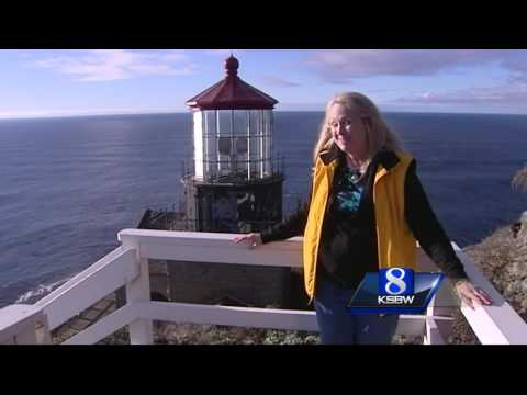 Inside 'haunted' Big Sur lighthouse