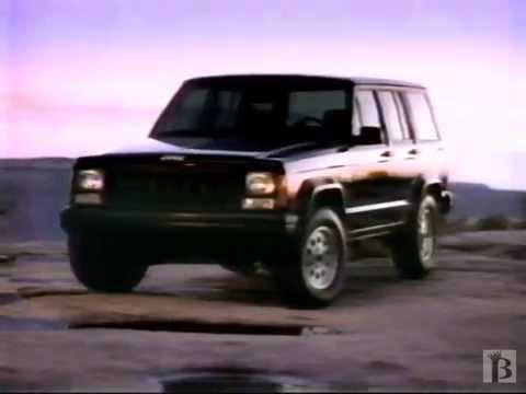 Jeep cherokee sport 1992