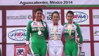 Campeonato Panamericano Juvenil de Ciclismo Ags 2014