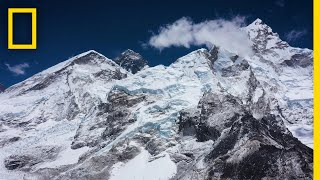 Everest Glaciology - Truth is in the Ice | National Geographic