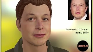 Tezgah.aı - Bu Yeni Teknolojinin tek selfie | QPT bir gerçekçi 3D avatarınızı oluşturabilirsiniz