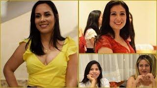 Lima Women Meet Foreign Men at Peru Speed Dating Event