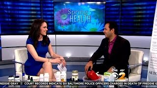 Interview: Dr. Roger Sahoury Dishes On Holistic Allergy Remedies