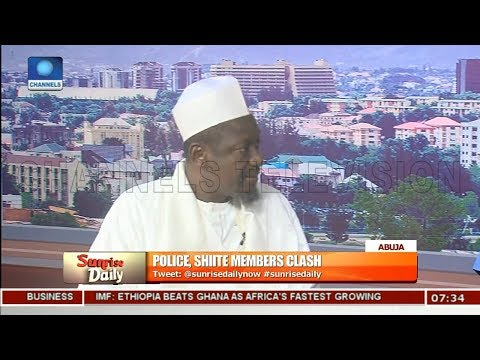 Shiites Accuse Nigeria Police Of Attacking Protesting Members Pt 5 | Sunrise Daily |