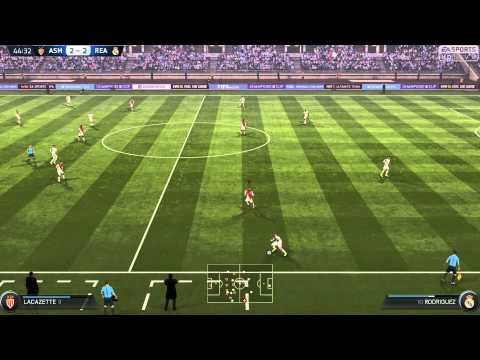 FIFA 15 Mode Carrière As Monaco [FR] #Episode 8 Monaco-Real