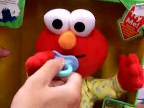 Baby Elmo  YouTube