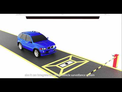 AT2900 X-Ray Vehicle Inspection System Car Scanner Scanning System