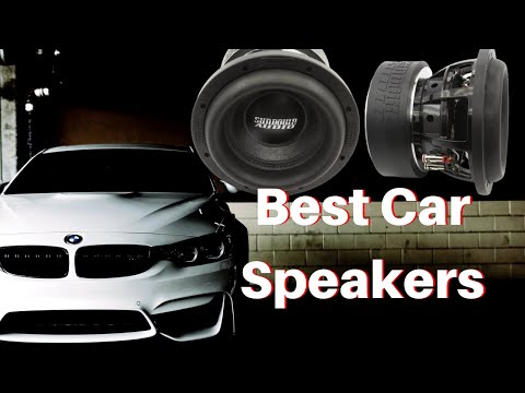 10 Best Car Speakers 2020