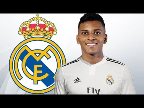 That's Why Real Madrid Signed Rodrygo 2019