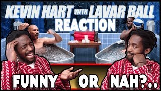 REACTION | Kevin Hart on Lavar Ball and His Least Favorite Son | Cold As Balls | Laugh Out Loud