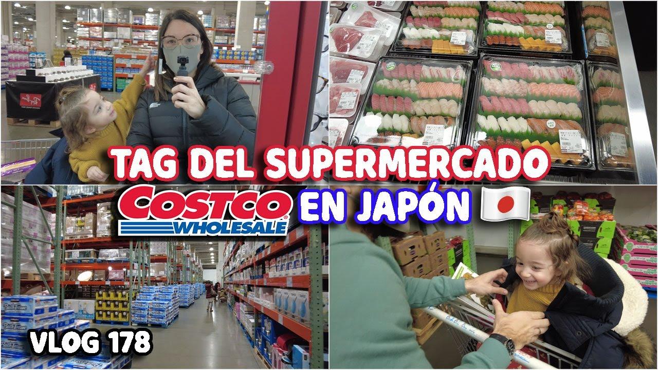 COSTCO EN JAPÓN | TAG DEL SUPERMERCADO