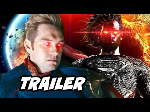 The Boys Season 2 Official Trailer Breakdown and WTF Easter Eggs