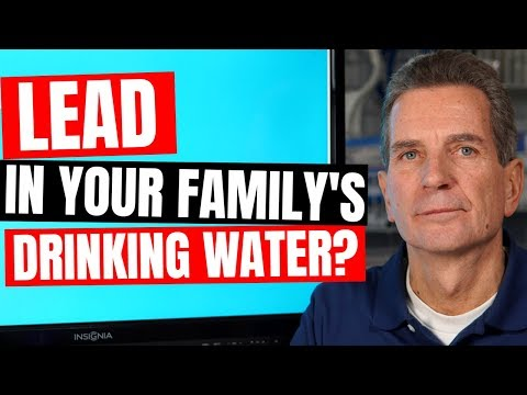 Scary HEALTH EFFECTS Of LEAD In Your Family's Drinking Water