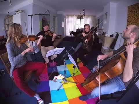 Bombay Dog - North Sea String Quartet @ Living Room Session