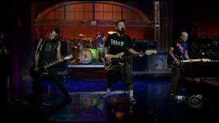44 when your heart stops beating live on letterman