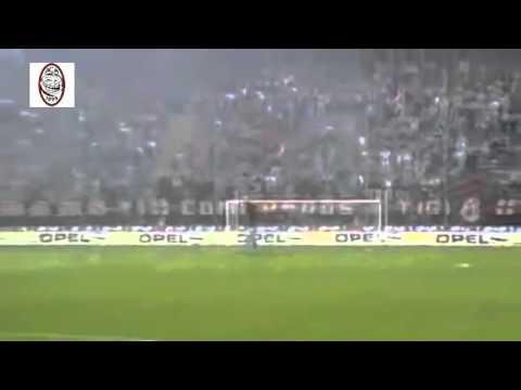 The Moment that make Fabio Cappelo Cries , Milan Legend Marco Van Basten Farewell match