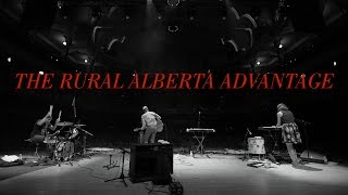 The Rural Alberta Advantage Live at Massey Hall | July 8, 2014