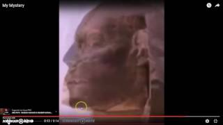 Sphinx Face Identified ~ I Rest My Case
