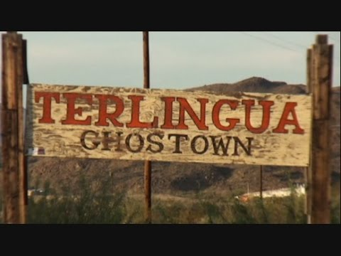 TERLINGUA TEXAS-A LONESOME TOWN Nobody Should Have To Live In!