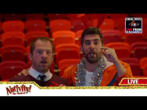 Nativity! The Musical - Palace Theatre Manchester - ATG Tickets