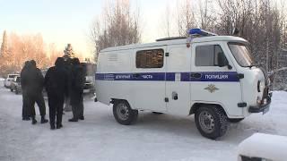В Кузбассе неизвестные произвели рейдерский захват шахты Анжерская-Южная