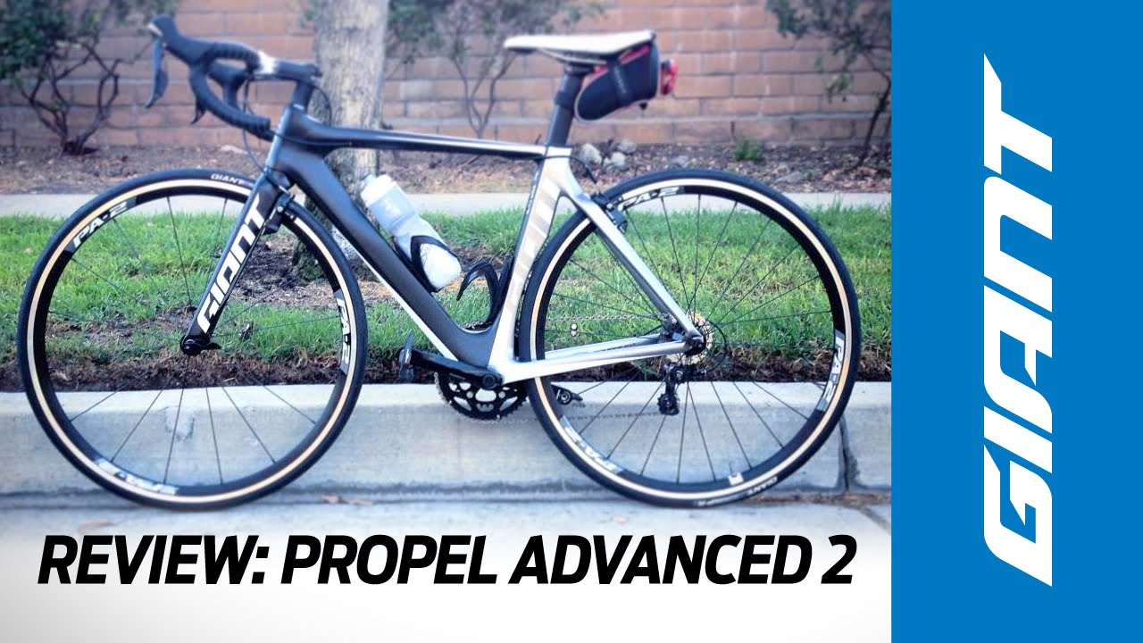 Review 2015 Giant Propel Advanced 2 Youtube