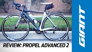 Review: 2015 Giant Propel Advanced 2