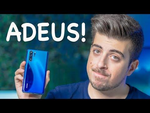 O FIM dos smartphones HUAWEI ?!
