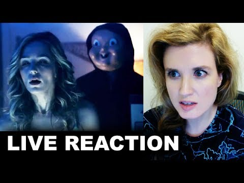 Happy Death Day Trailer REACTION