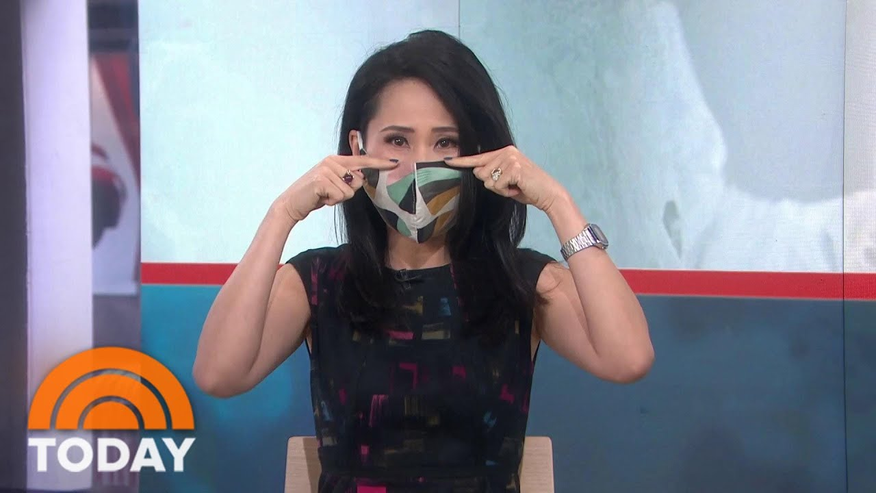 How To Wear Face Masks Properly, And How To Clean Them | TODAY