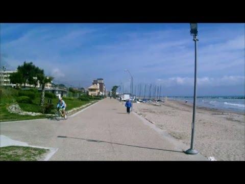 Dalla Spiaggia Di Cupra Marittima (AP), Giovedì 11-05-2017