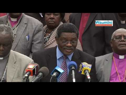 RELIGIOUS LEADERS PRESS STATEMENT ON IEBC & ELECTORAL REFORMS-INTRODUCTION