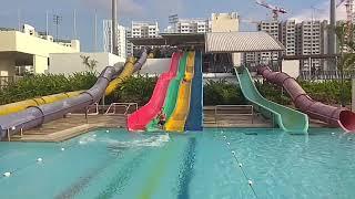 Sengkang swimming pool complex
