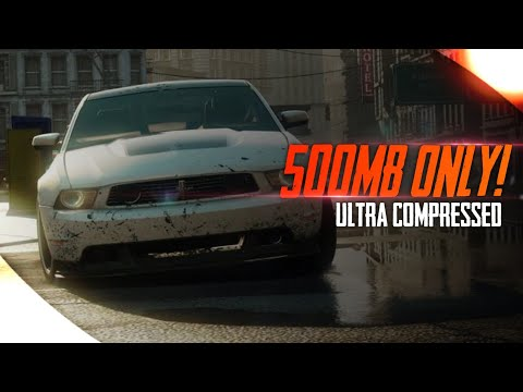 [500MB] Download Need For Speed Undercover Ultra Compressed For PC | Highly Compressed Ft.GamingGuru