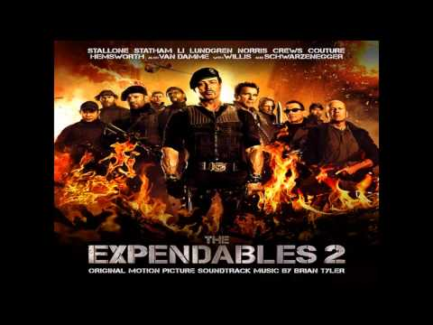 The Expendables 2 [Soundtrack] - 08 - Party Crashers [HD]
