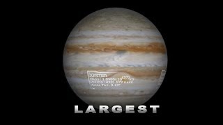 Largest - A Science On A Sphere Movie About Jupiter