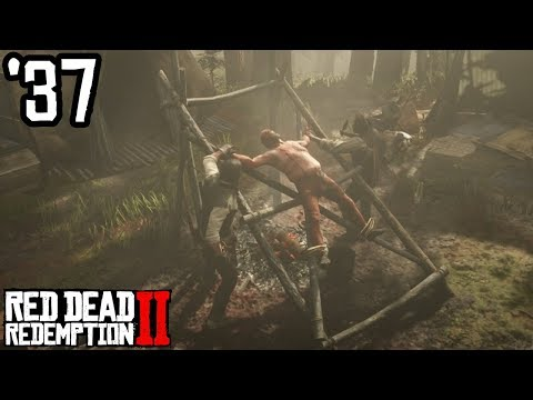 UNCLE ONTVOERD DOOR SKINNERS! - Red Dead Redemption 2 #37 (Nederlands) thumbnail
