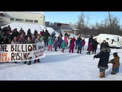 Akiak One Billion Rising