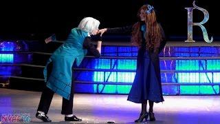 NYAF 2016. Duo Red & Blak (Уфа): Gravity Falls - Mabel Pines, Will Cipher